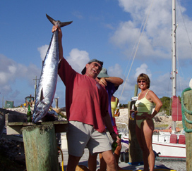 Another Rum Cay wahoo