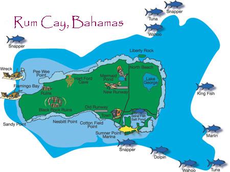Rum Cay Fishing